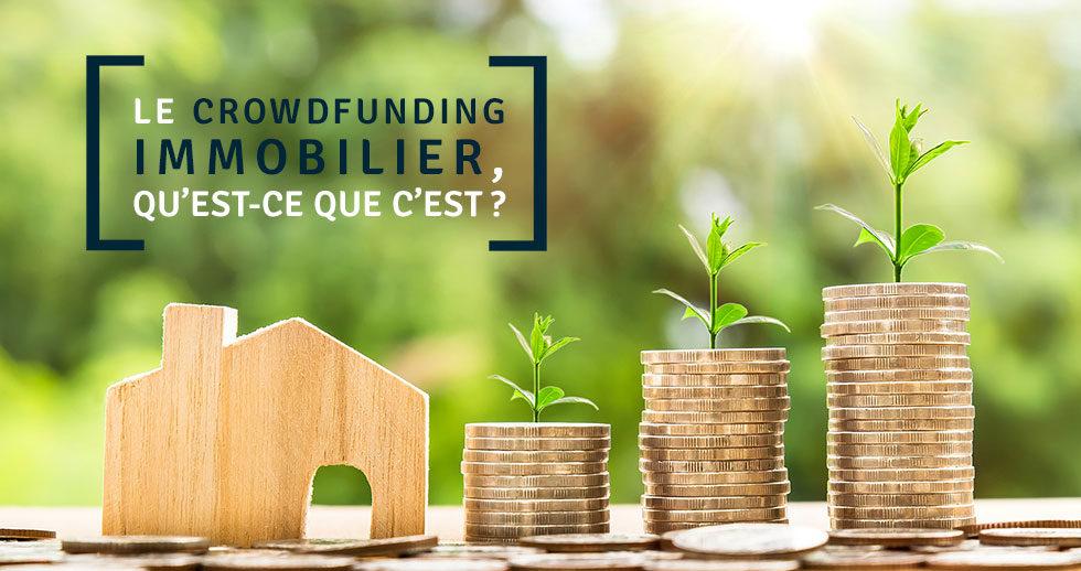 Crowdfunding immobilier : comment investir avec un minimum d'argent ?