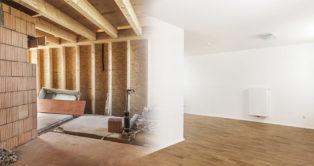 Quels travaux réaliser pour faire de la plus-value immobilière ?