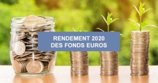 Assurance-vie le rendement 2020 des fonds euros (par ordre décroissant)